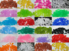 100 - 12mm Translucent Starflake / Paddlewheel Beads - Color Choice