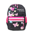 New Girl's Princess Butterfly Lace Rucksack Schoolbag Shoulder Bag Kids Gift