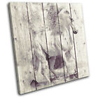 Horse Painting Vintage Animals SINGLE CANVAS WALL ART Picture Print