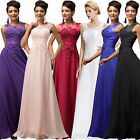 Appliques GORGEOUS Long Masquerade Gown Bridesmaids Formal Evening Party Dresses