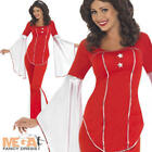 Red Super Trooper Ladies Fancy Dress 1970s Pop Celebrity Womens Costume Outfit