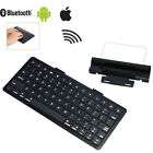 Universal Bluetooth Keyboard With Stand Holder For Samsung Phones & Tablet 28
