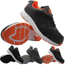 MENS ULTRA LIGHTWEIGHT STEEL TOE CAP SAFETY WORK TRAINERS SHOES LADIES BOOTS SZ