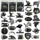 NFL Team Pick Your Team Logo Plastic Chrome Car Truck Auto Emblem Sticker Decal $7.98 USD on eBay