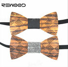 New Hot Handmade Wooden Men's Luxury Bow tie Fashion Boy's Accessories Lot