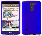 ROYAL BLUE Snap-On Case Hard Cover for LG G3 Stylus