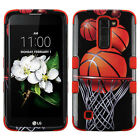 Cell Phones Accessories Lg Best Deals - For LG K7 / Tribute 5 IMPACT TUFF HYBRID Protector Case Phone Cover Accessory