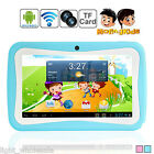 "For Children Kids Google Android 7"" HD Tablet Quad Core&Dual Camera WI-FI 4GB"