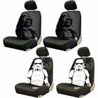 Star Wars Darth Vader Stormtrooper  Car Truck Low Back Front Seat Covers $49.85 CAD