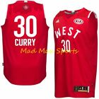 STEPHEN CURRY Golden State WARRIORS 2016 ALL STAR GAME Adidas SWINGMAN Jersey
