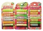 *LIP SMACKER*7pc Balm/Gloss GREAT-TASTING TREATS Party Pack HOLIDAY *YOU CHOOSE*