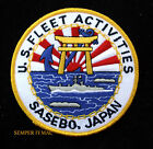 WNS NAAS SASEBO JAPAN FIELD HAT PATCH US NAVY NAS HC HU HELICOPTER PIN UP USS