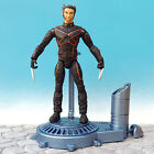 "Marvel X2 Movie SUPER POSEABLE WOLVERINE 6"" Action Figure x-men 2 w/stand ver."