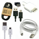 1 Meter Micro USB Data Cable Sync Charger Lead For Samsung Galaxy Tab/Phones