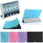 Ultra Slim Smart Magnetic PU Leather Stand Case Cover For Apple iPad Mini 2