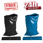 HEAVY DUTY BLACK BLUE RUBBLE SACKS / BUILDERS BAGS / RUBBISH *EXPRESS DELIVERY!