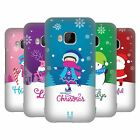 HEAD CASE DESIGNS CHRISTMAS TIDINGS HARD BACK CASE FOR HTC ONE M9