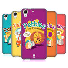 HEAD CASE DESIGNS PEBBLES AND THE PIPSQUEAKS SOFT GEL CASE FOR HTC DESIRE 728