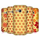 HEAD CASE DESIGNS FLORAL PATTERN HARD BACK CASE FOR HTC ONE MINI 2