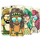 HEAD CASE DESIGNS SUMMER HIPPIES HARD BACK CASE FOR APPLE iPHONE 5 5S SE
