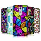 HEAD CASE DESIGNS VIVID PRINTED JEWELS HARD BACK CASE FOR LG G3