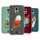 HEAD CASE DESIGNS ROCKETEERING SOFT GEL CASE FOR SAMSUNG GALAXY S5 MINI