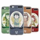HEAD CASE DESIGNS CHRISTMAS ANGELS SOFT GEL CASE FOR APPLE iPOD TOUCH 6G