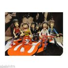 THE ROLLING STONES FIGUREN FIGUREN MICK JAGGER KEITH RICHARDS FIGUR RON WOOD