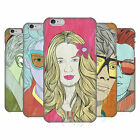 HEAD CASE DESIGNS LINEART HAIRSTYLES HÜLLE FÜR APPLE iPHONE 6 PLUS / 6S PLUS