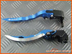 KTM 950 Supermoto 2012 - 2013 CNC Long Blade Adjustable Brake Clutch Levers