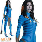Neytiri Avatar Ladies Fancy Dress Movie Party Halloween Adult Costume UK 6-14