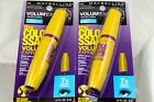 Maybelline Volum' Express The Colossal Mascara Waterproof SEALED *Choose Color*