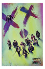 Suicide Squad DC Comics Film Movie Poster New - Maxi Size 36 x 24 Inch