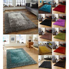 Think Rugs Sable 2 Shaggy Hand Tufted Rug