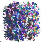 Loose Mixed Assortment Sequin Shapes Confetti Spangles Colour Mix 20g 100g 450g