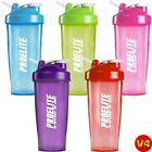ProElite Smart Neon Blender Bottle Shaker Cup Shake Protein Creatine BCAA