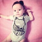 Baby Best Deals - 2pcs Newborn Toddler Infant Baby Boy Girl Clothes T-shirt Tops+Pants Outfits Set