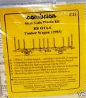 Cambrian C21. BR OTA-C Timber Wagon Kit. (00)