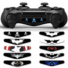 Game Controller Light Bar Lightbar Decal Sticker For PS4 Playstation 4 Reliable