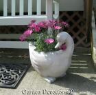 Large DUCK FLOWER PLANTER POT Ice Bucket GARDEN STATUE