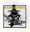 F-4 PHANTOM HAT VEST PATCH US MARINES NAVY AIR FORCE VETERAN GIFT PILOT CREW WOW