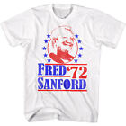 T-Shirts Sizes S-3XL New Authentic Mens Sanford and Son Vote for Fred T-Shirt