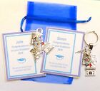 Nurse Congratulations Graduation 2016 Bag Charm Keyring Gift on Gift Card