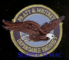 PRATT & WHITNEY HAT PATCH DEPENDABLE ENGINES RENO AIR AIRCRAFT PIN UP RACE WOW!