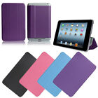 Tri-Fold Smart Flip Leather Protective Shell Stand Case Fr Google Nexus 7 Tablet