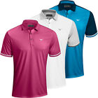 Mizuno Golf 2016 Origami Drylite Performance Mens Golf Classic Polo Shirt