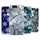 HEAD CASE DESIGNS WINTER DRUCKE SOFT GEL HÜLLE FÜR HUAWEI NEXUS 6P