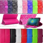 "Universal Magnetic Flip Case Cover Folding Stand For LINX 7"" inch Tablet + Pen"