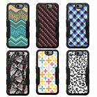 For Galaxy E5 NATURAL TUFF Hybrid Rubber Hard Case Black Black 7Colors