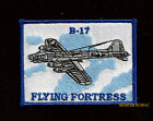 B-17 FLYING FORTRESS PATCH US AIR FORCE VETERAN BOMB GROUP SQUADRON PIN UP GIFT